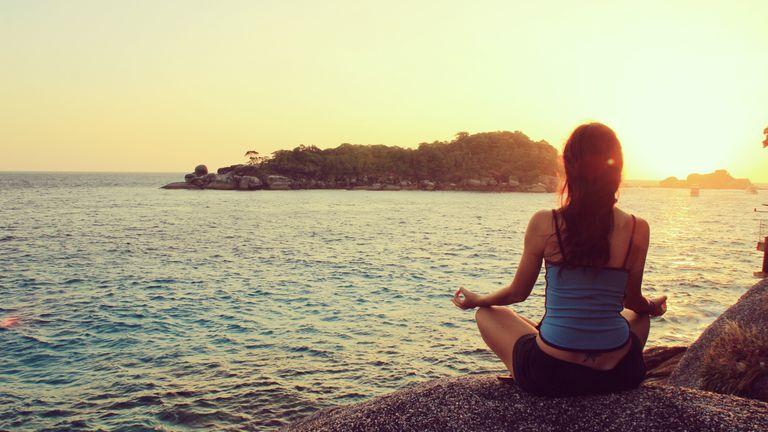 yoga meditación