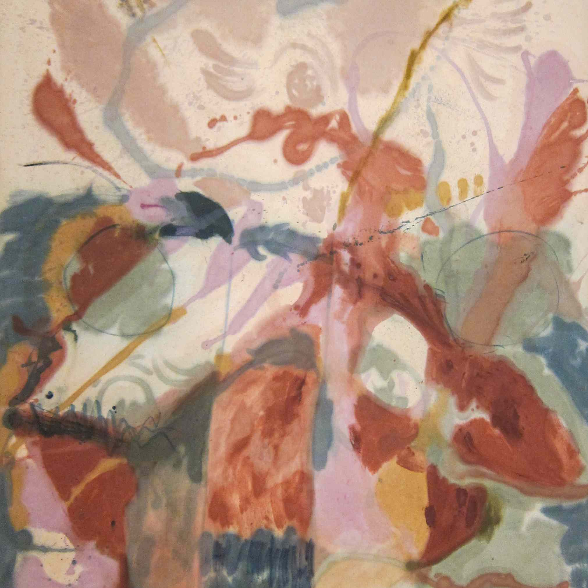 Helen Frankenthaler, Jacob's Ladder