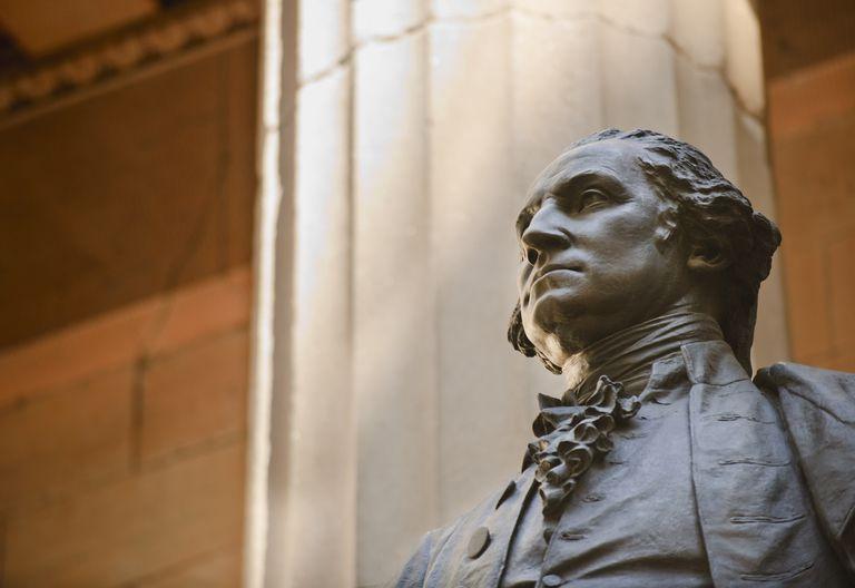 Estatua de George Washington