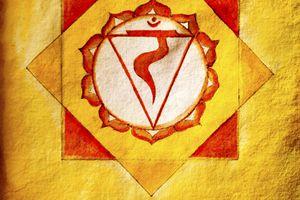 Diagrama del tercer chakra