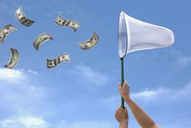 Atrayendo dinero
