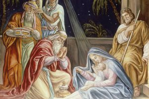 Nacimineto de Jesus