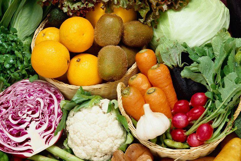 Vegetales y frutas para alejar la diabetes