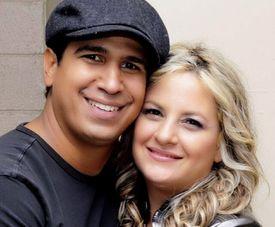 Daniel y Shari Calveti