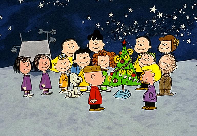 la navidad de charlie brown peliculas de navidad