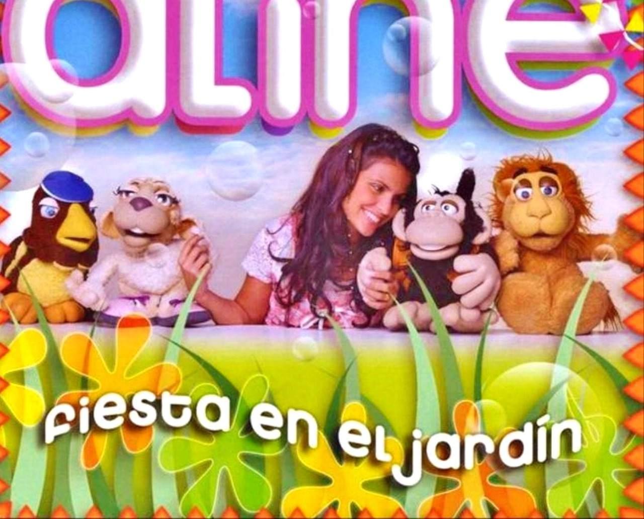 Aline Barros, álbum Fiesta en el jardín