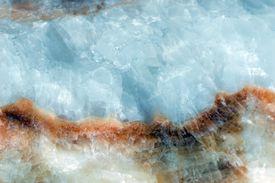Quarzo marmol azul