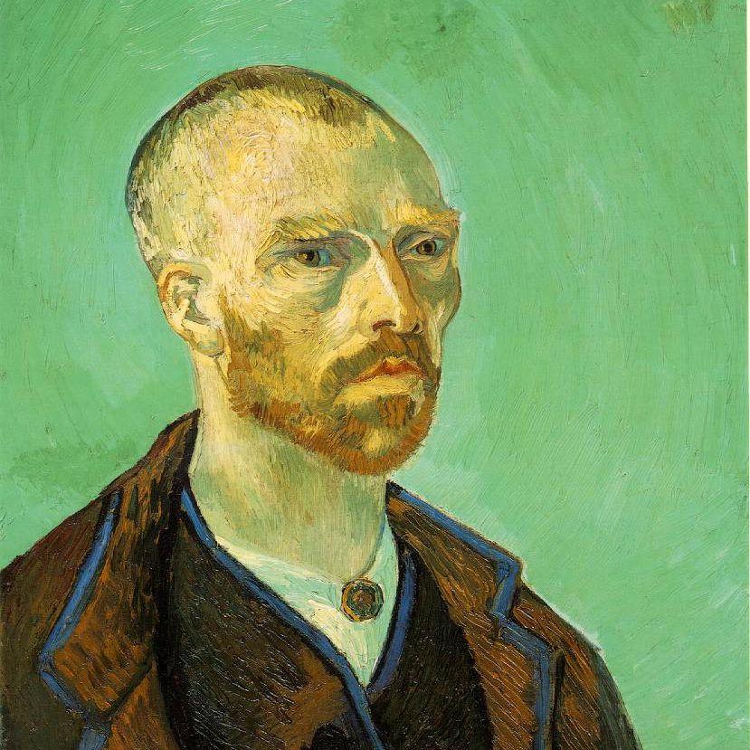 Vincent Van Gogh Autorretrato Gauguin