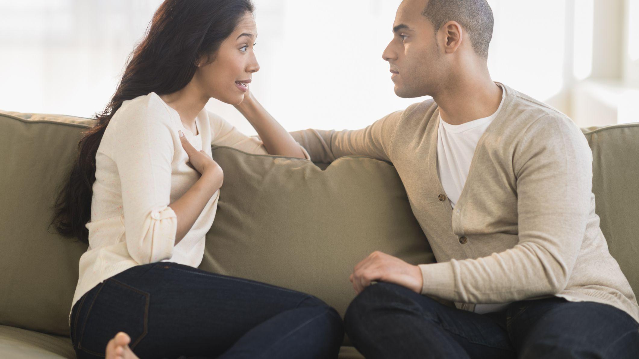 6 consejos para hablar de un tema difícil con tu pareja