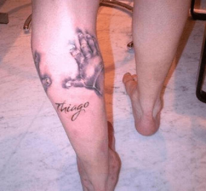 Conoce Los Padres Más Famosos Que Llevan Tatuajes Dedicados A Sus Hijos