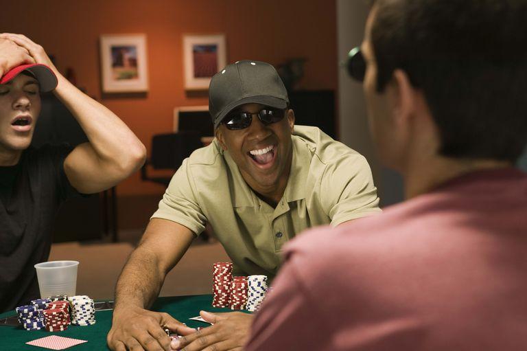 Jugando al póker