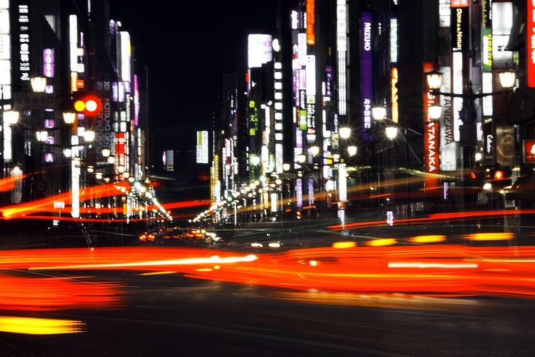 El desorden lumínico es un tipo de contaminación.