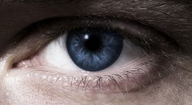toma de cerca de un ojo humano