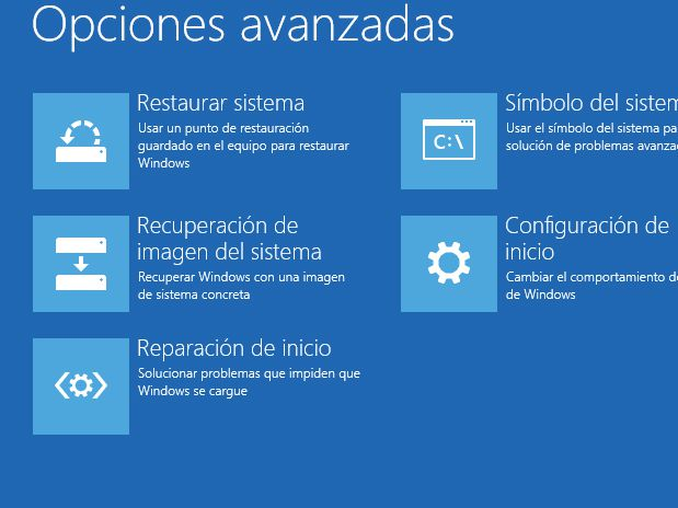 Entrar En Las Opciones De Arranque De Windows 10