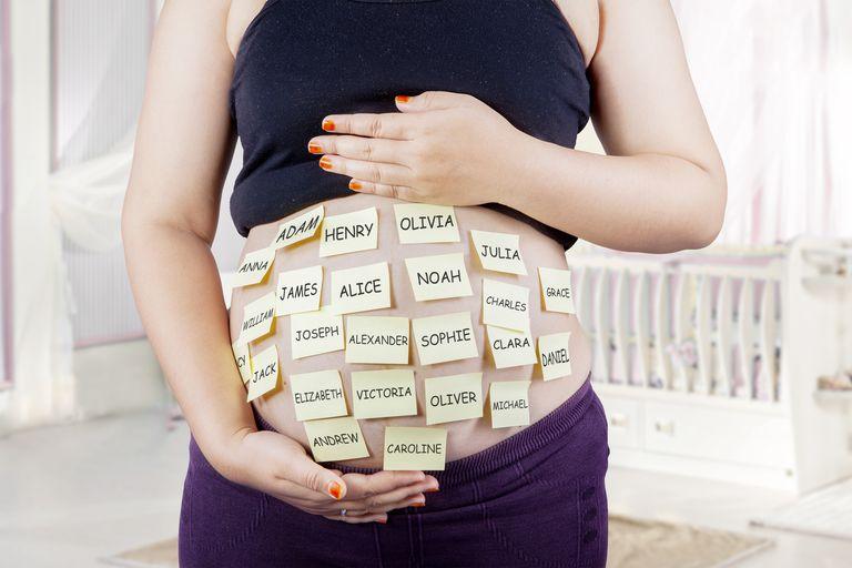 Los 200 Nombres De Bebé Más Populares En Eeuu