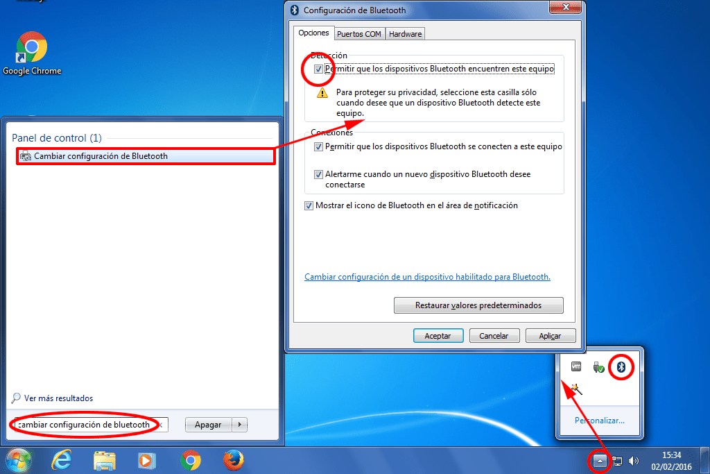 Soluciones Si El Bluetooth No Funciona En Windows 7