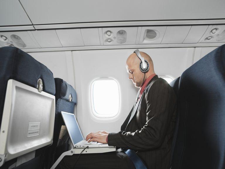 Internet en aviones