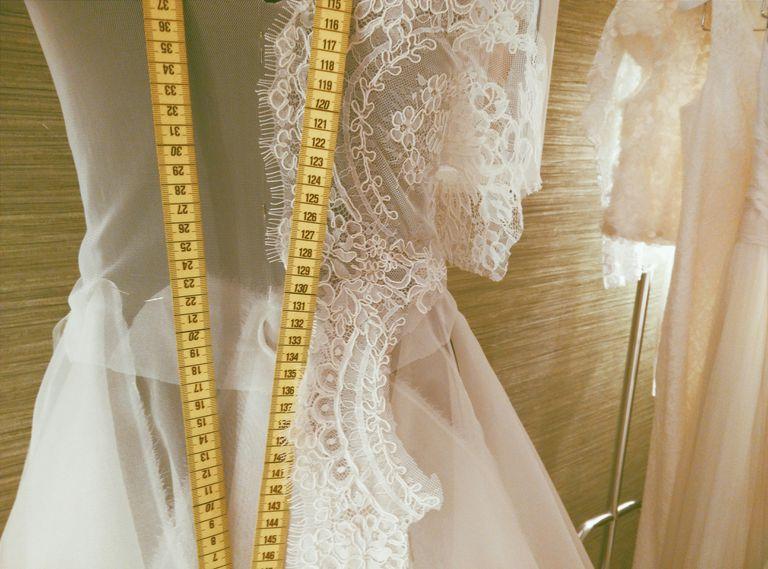 5 ideas para economizar gastos en el vestido de novia. cuida el