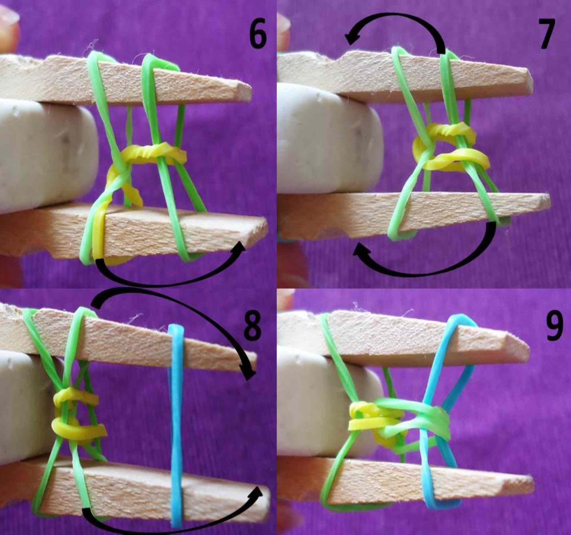 pulsera ligas 3 b