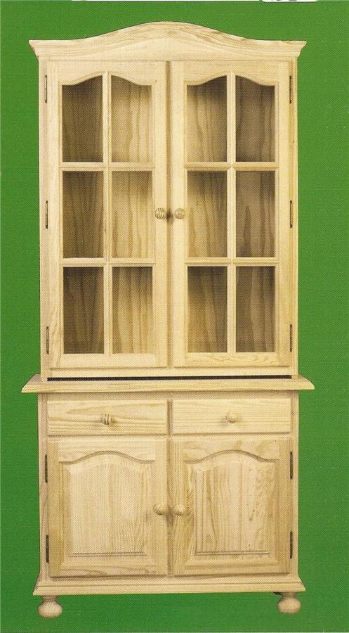 Muebles de madera en crudo pintarlos y barnizarlos - Muebles de madera baratos ...
