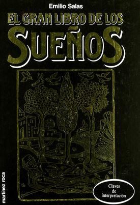 el gran libro de los sueños de Emilio Salas