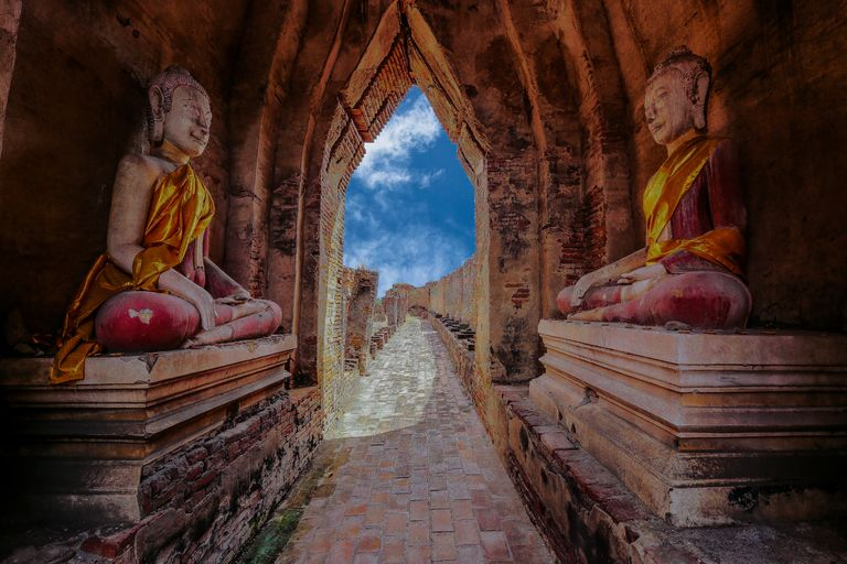 Estatua de Buda en Tailandia