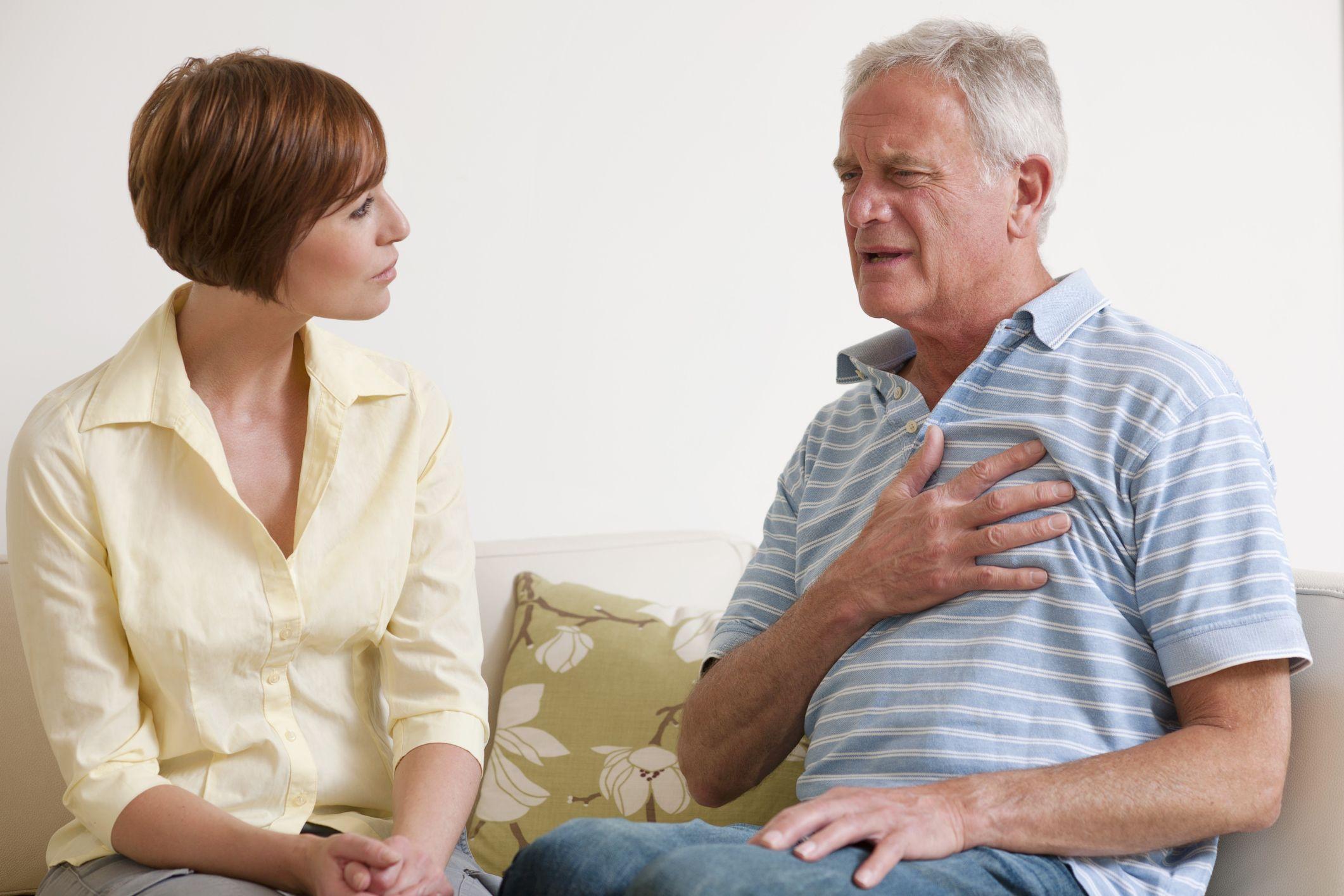 Dolor en el pecho tras un bypass coronario