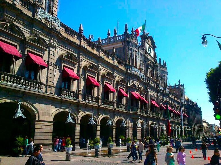 Palacio de Gobierno, Puebla
