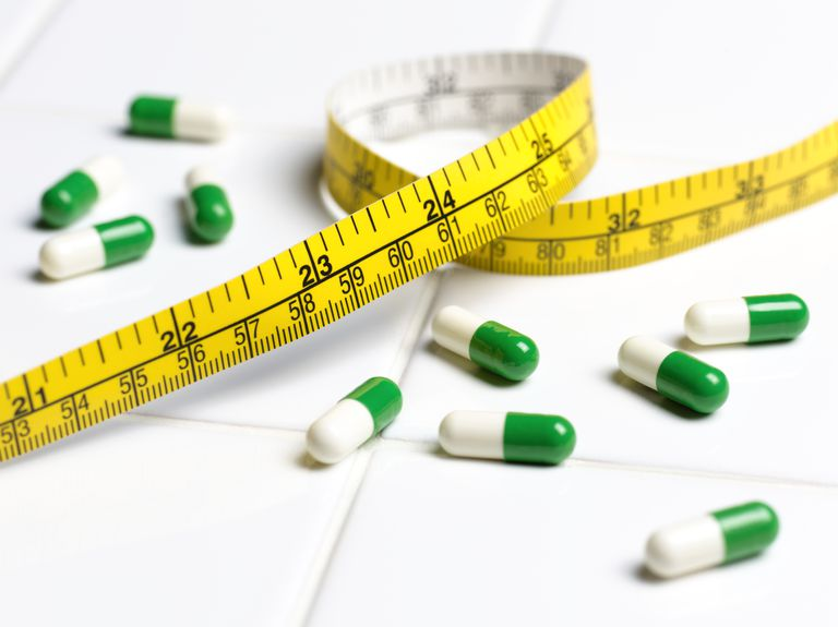 Pastillas adelgazantes para obesidad