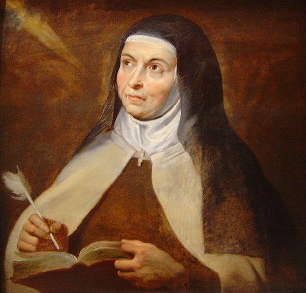 Biografia Santa Teresa De Jesus