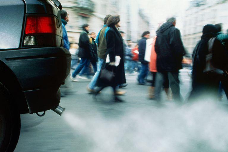 contaminacion atmosferica y salud cardiovascular, mala calidad del aire y salud del corazon,