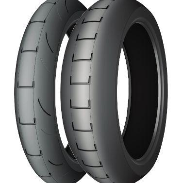 Neumáticos Michelín supermotard