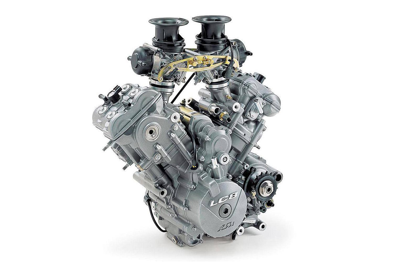 Motor bicilindrico