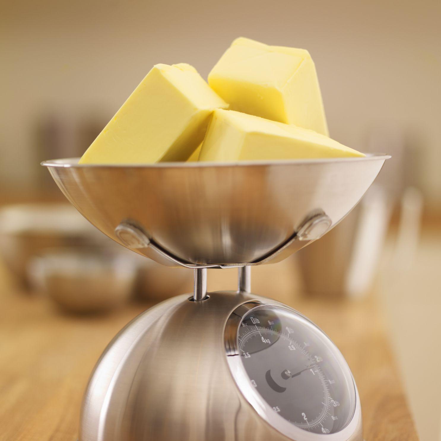 Mantequillas alimentos malos para el colesterol alto