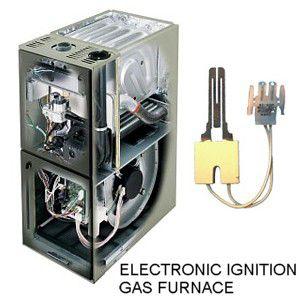 Horno de Gas con Ignición Electrónica