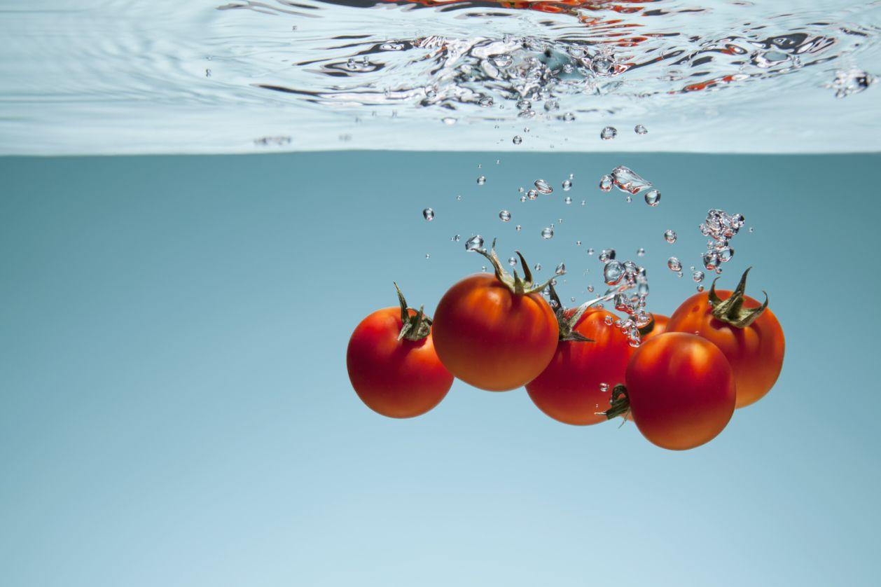 Dieta depurativa tomate