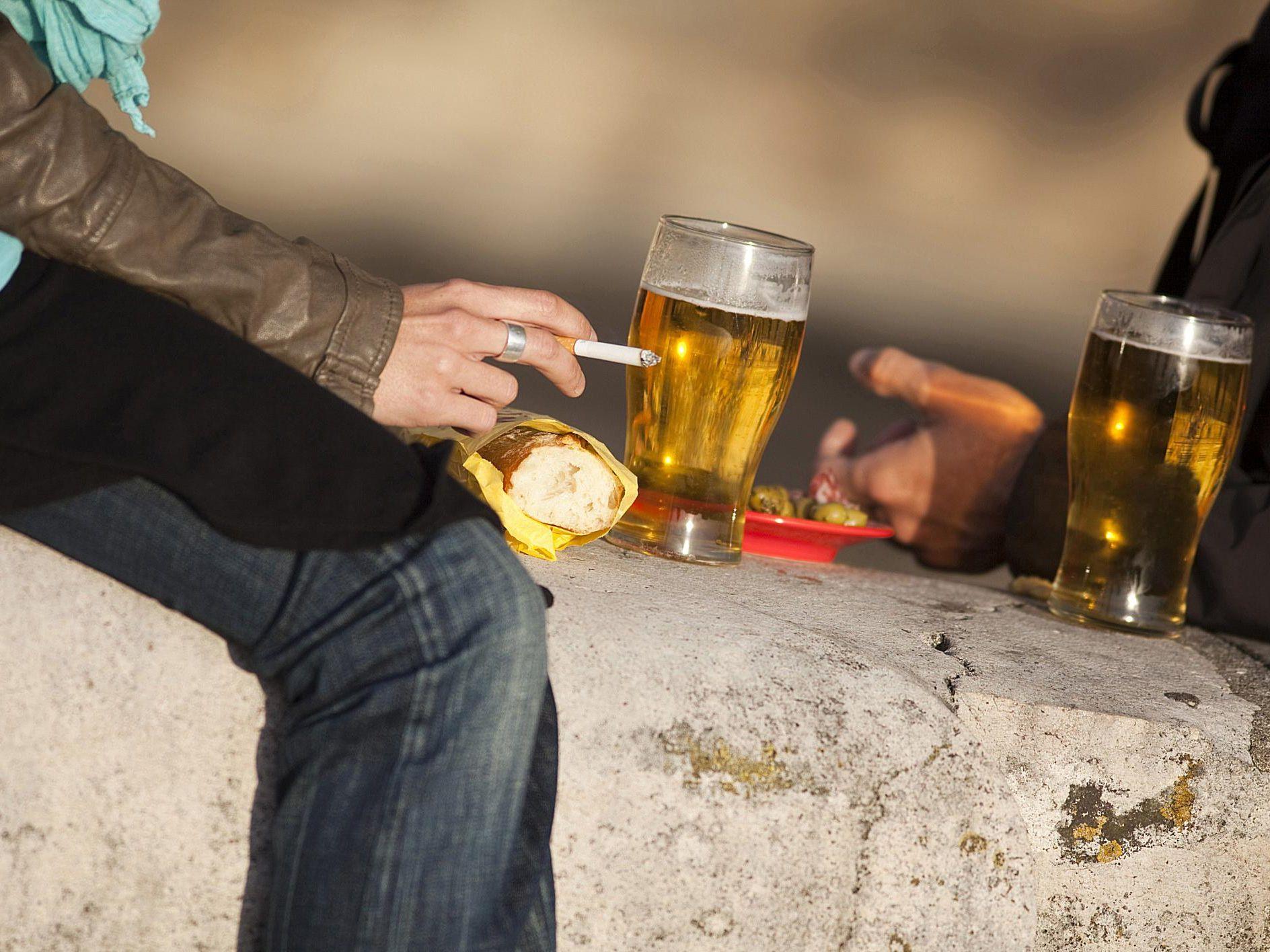 síntomas de alcohol e impotencia