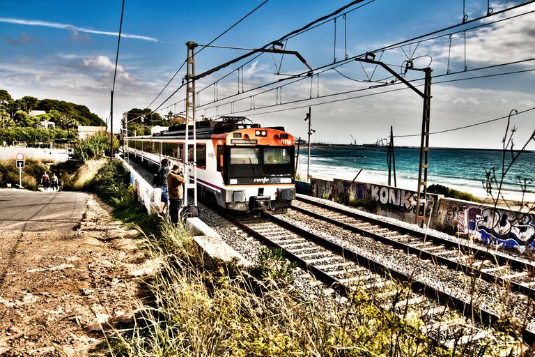 Tren regional de Renfe