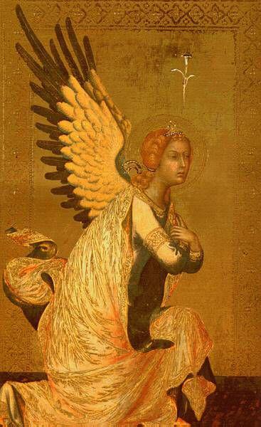 Ángel de la Anunciación