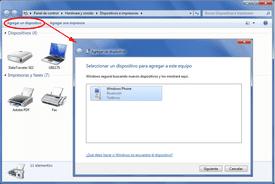 Bluetooth-Windows7