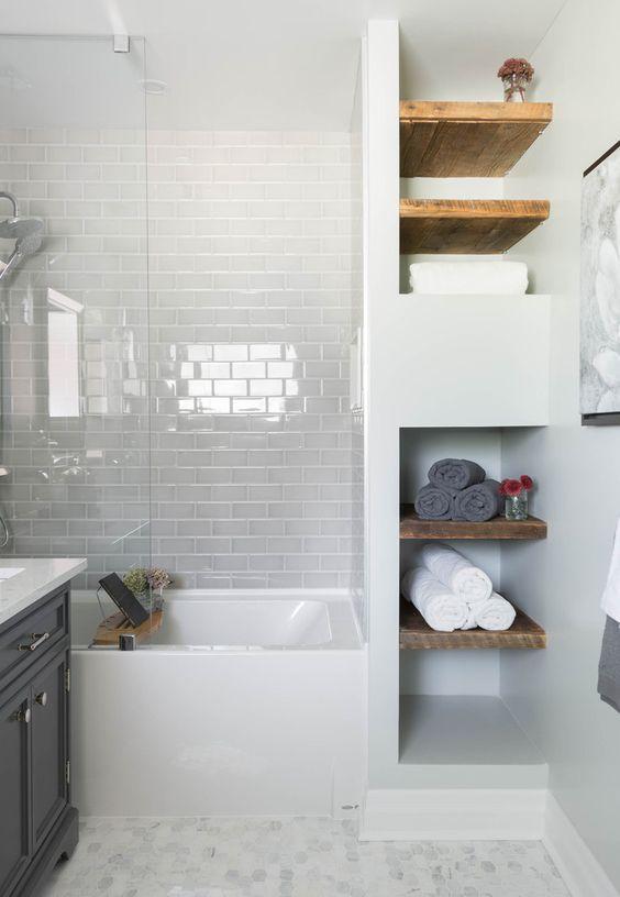 Consejos Para Que Tu Baño Se Sienta Y Vea Más Grande