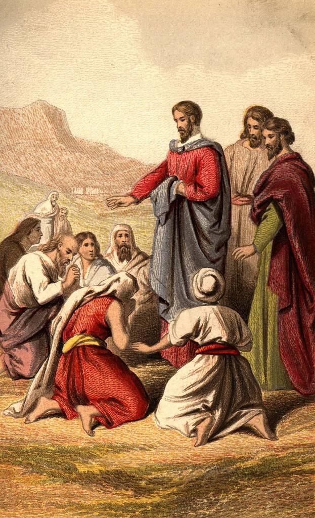 Lecturas Bíblicas Sobre La Vida De Jesús