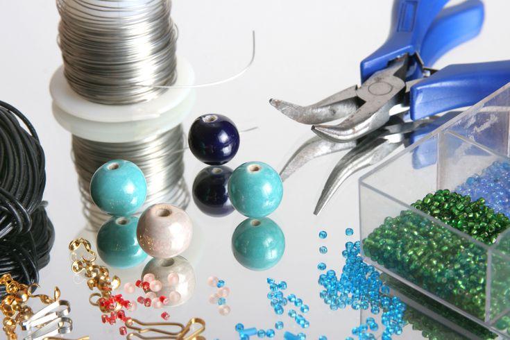 ba05efcc60a1 Qué necesitas para hacer tu propia joyería o bisutería.