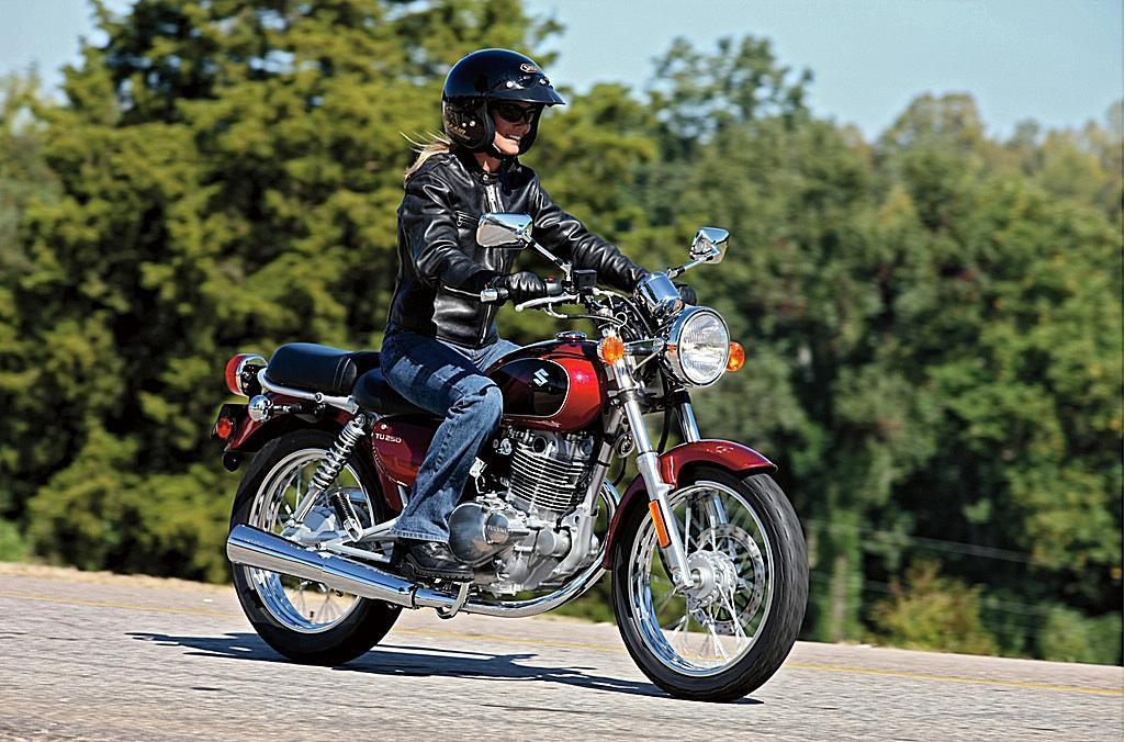 Principiantes en moto