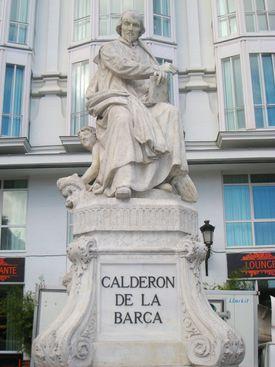 Monumento a Calderón de la Barca (Madrid)