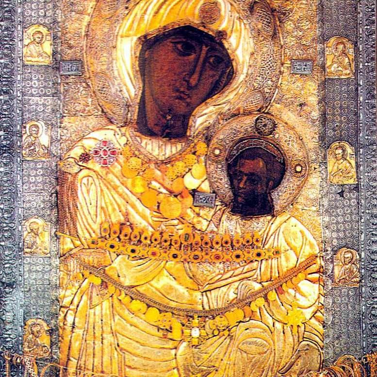 Nuestra Senora de Iveron, Monte Athos, Grecia