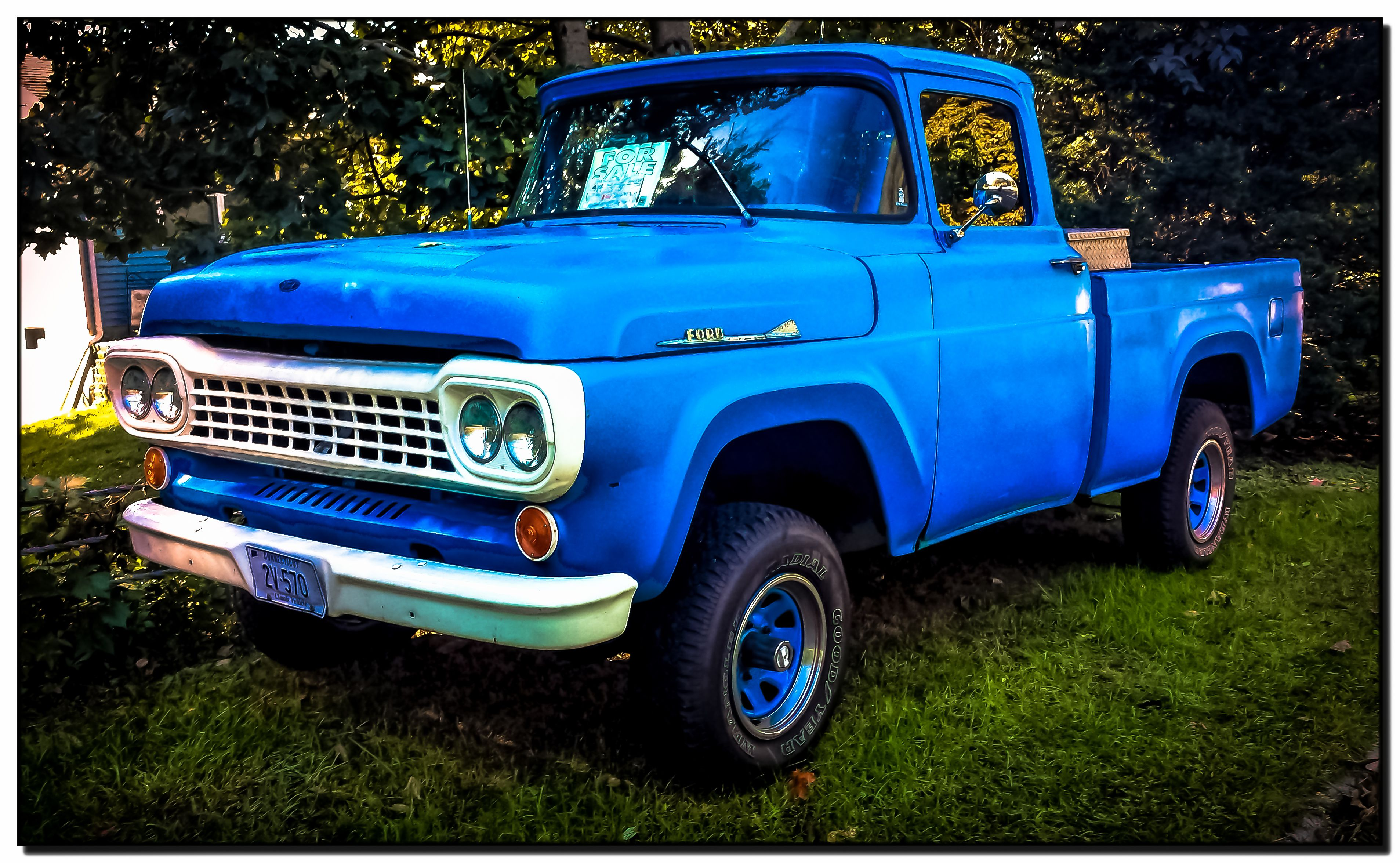 1958 Ford Pick Up