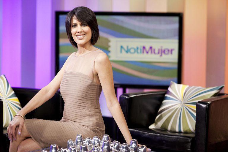 La presentadora Mercedes Soler