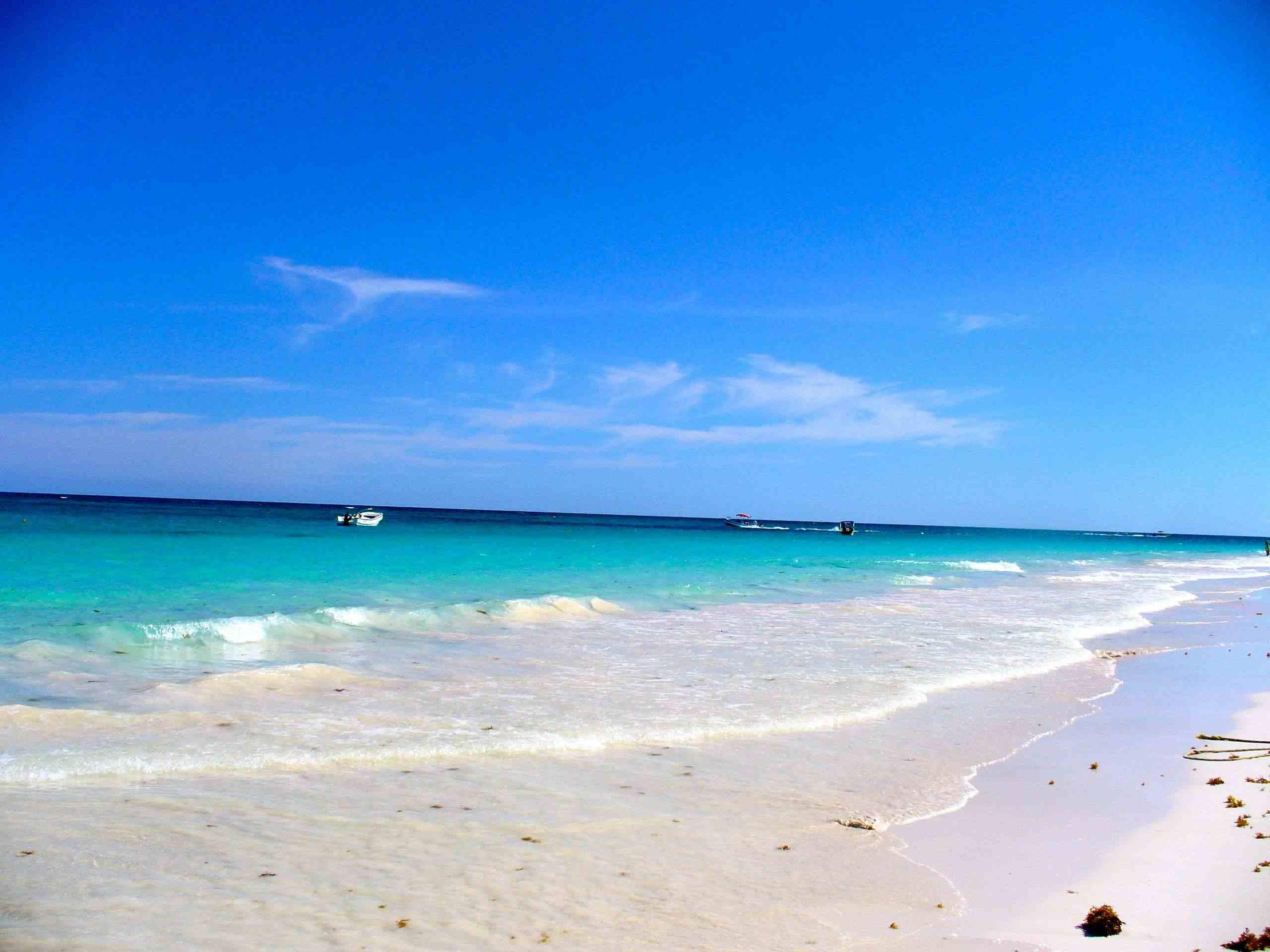 Playas Para Vacacionar En Semana Santa