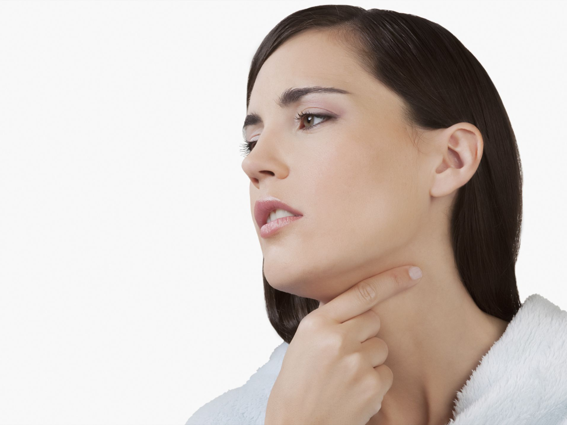 Dolor de cabeza y dolor de cuello por alergias
